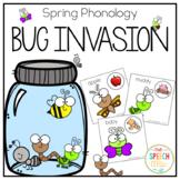 Bug Invasion Articulation Freebie