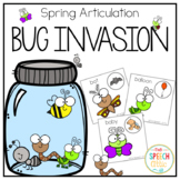 Bug Invasion Articulation Early Sounds