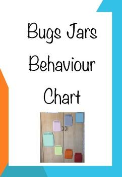 Bug Jars Behavioural Chart