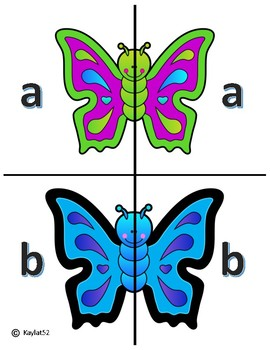 Bug Letter Matching