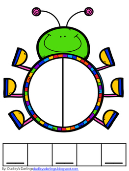 Bug Math Mats (Addition / Subtraction)