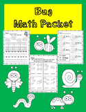 Bug Math Packet