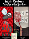 Number Identification Activities: Bug Numbers 1-100