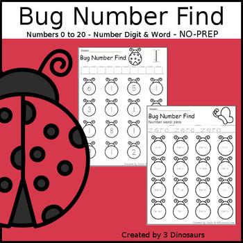 Bug Number Find