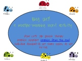 Bug Out! A multiple meaning word activity