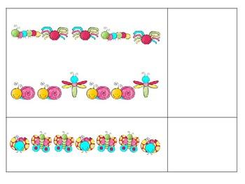 Bug Patterning Mats