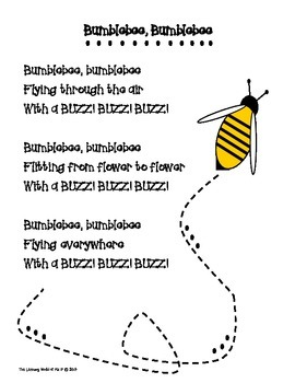 Bug Poems for Bug Unit