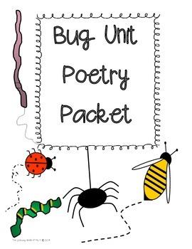 Bug Poems for Bug Unit