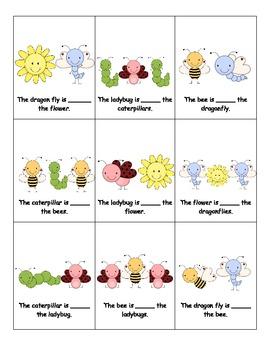 Bug Prepositions!