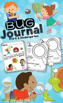 Bug Printables for Pre-K and Kindergarten