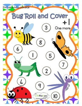 Bug Roll and Cover + 1 One More