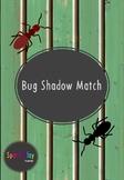Bug Shadow Matching Game