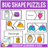 Bug Shape Puzzles
