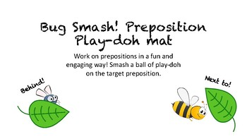 Bug Smash Prepositions