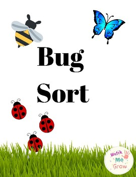 Bug Sort Fun
