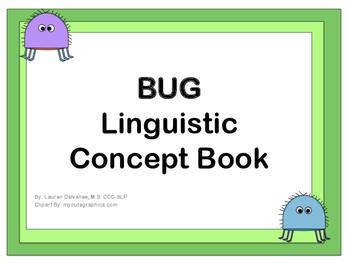 Bug Spatial/Locational Concepts Book