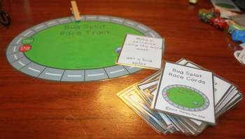 Bug Splat Race Clothespin Game