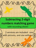 Bug Subtraction of 2-digit Numbers with Regrouping