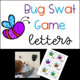 Bug Swat Letter Game