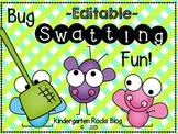 Bug Swatting Fun Sight Words