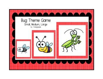Bug Theme Game