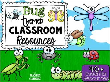 Bug Theme Decor Pack