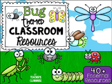 Bug Theme Decor Pack