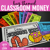 Bug Classroom Money {Critter Cash}
