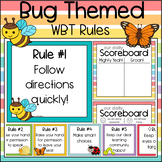 Bug Themed WBT Rules (with Diamond Rule and Scoreboard)