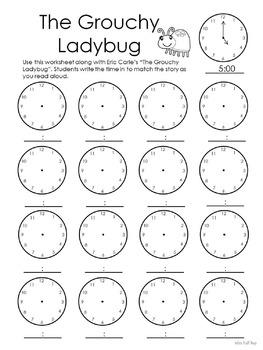 Bug Unit Materials