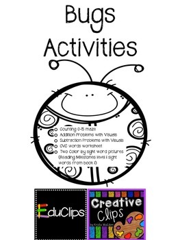 Bug activity packet