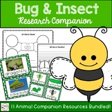 Bug and Insect Report Research Companion