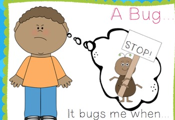 Bug and Wish Classroom Poster