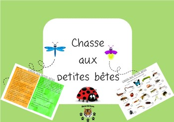 Bug hunt french - chasse aux petites bêtes