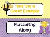 Bug themed behavior clip chart (2 versions)