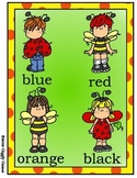 Buggie Babies Colors Play & Learn Pack