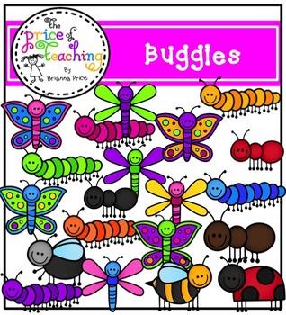 Buggies Clipart Set