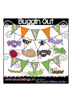 Buggin Out Clipart Collection