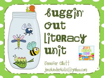 Buggin' Out Literacy Unit