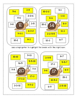 Buggin' Out {Math Tubs}