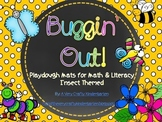 Buggin' Out Math and Literacy Playdough Centers