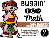 Buggin' for Math-Second Grade Math Centers