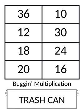 Bugging Multiplication