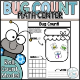Bugging Out! {An Insect Roll, Count, Compare One-to-One Co