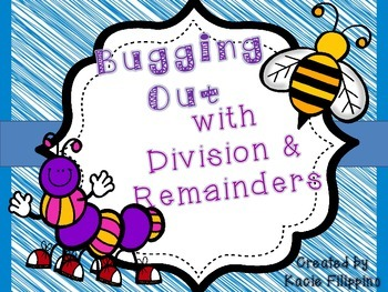 Bugging Out with Division and remainders