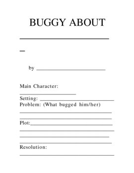 Buggy About Books