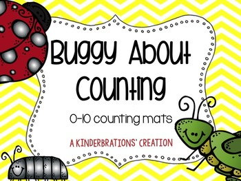 Buggy About Counting (Kindergarten)