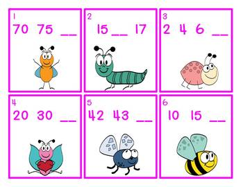Buggy About Math! {centers}