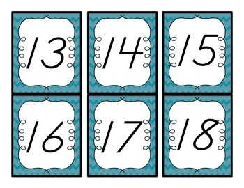 Buggy About Numbers:  Encouraging Fluency with Numbers
