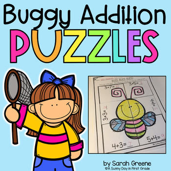 Buggy Addition Puzzles!